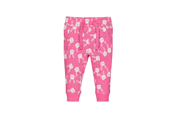 Pink Bunny Joggers