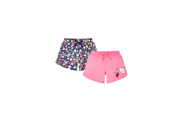 Cat Jersey Shorts - 2 Pack