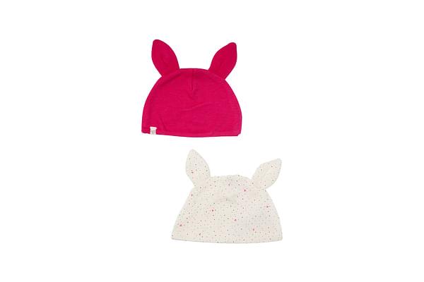 Buny Ear Hats - 2 Pack