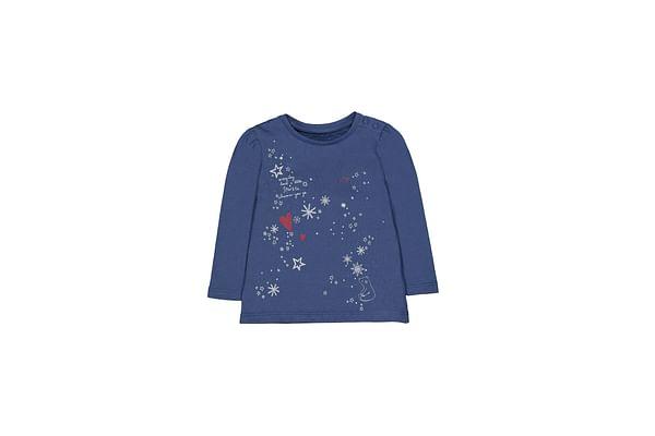 Blue Sparkle T-Shirt