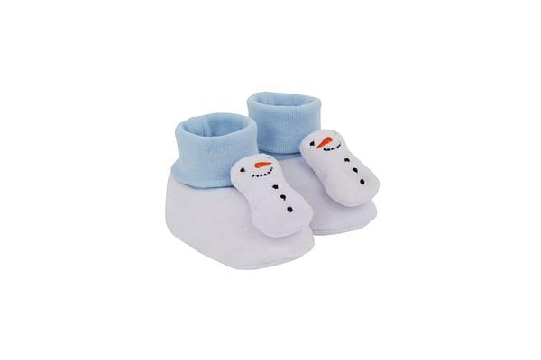 Snowman Sock Top Baggies