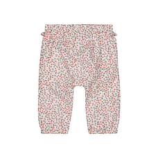 Floral Harem Trousers