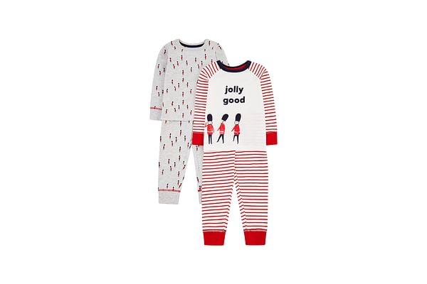 Jolly Good Guardsman Pyjamas - 2 Pack