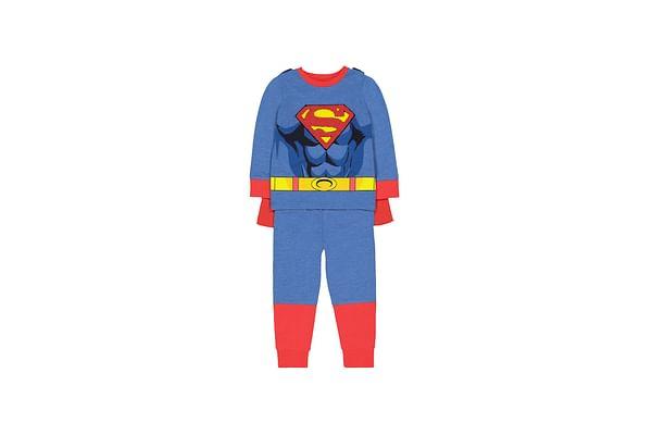 Dc Comics Superman Dress-Up Pyjamas