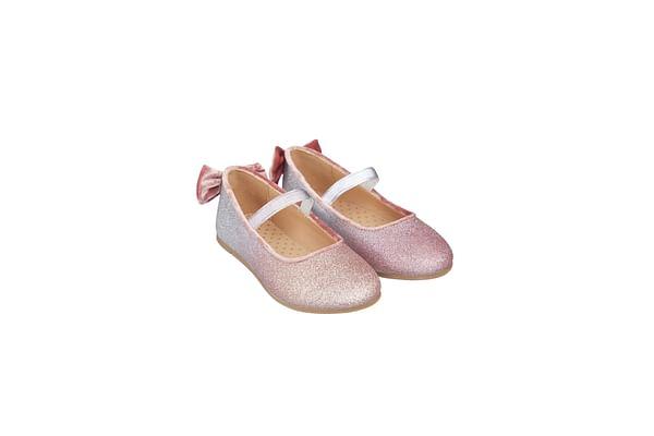 Ombre Glitter Ballerina Shoes