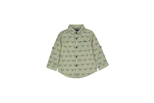 Green Dinosaur Shirt