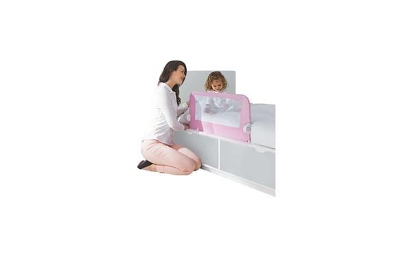 mothercare safest start bed guard- blue