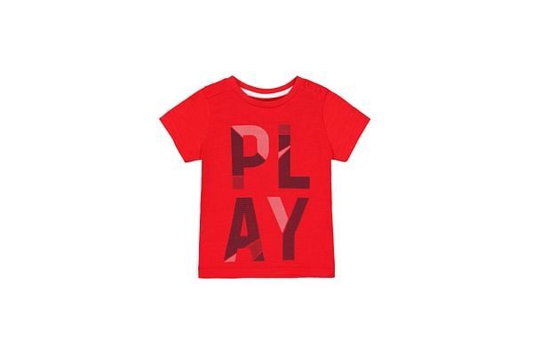 Red Play T-Shirt