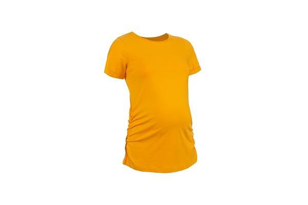 Mustard Maternity T-Shirt