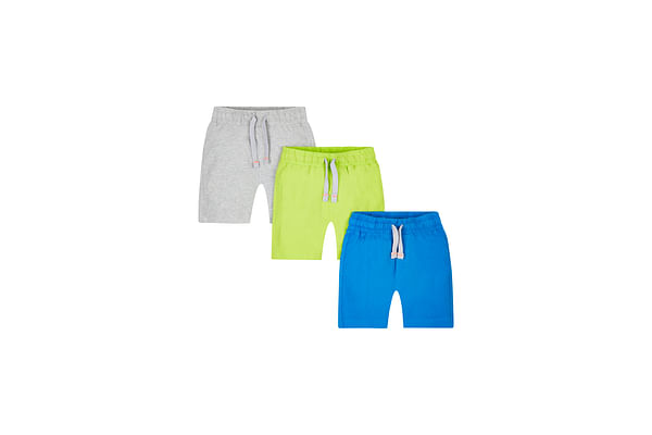 Boys Joggers Striped - Pack Of 2 - Multicolor