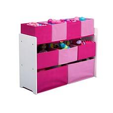 Delta Children Toy Organizer Pink