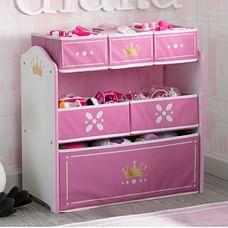 Delta Children Princess  Toy Organizer