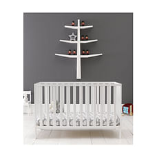 Mothercare Ayr Baby Cot White