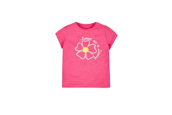 Girls Flower T-Shirt