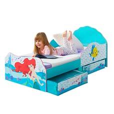 Worlds Apart Disney Ariel Kids Toddler Bed