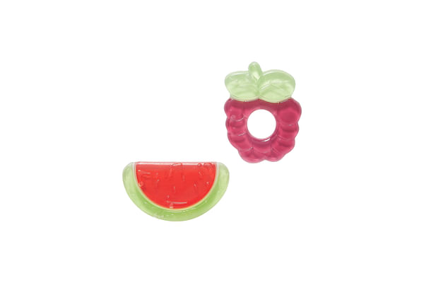 Mothercare Grape And Melon Teethers - 2 Pack