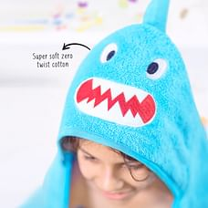 Rabitat Shark Hooded Baby Towel