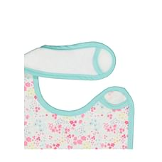mothercare butterfly bibs - 3 pack