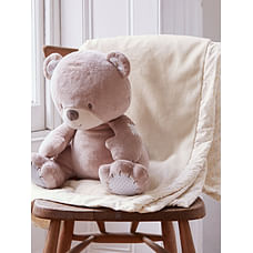 Mothercare Teddy'S Toy Box Velboa Blanket