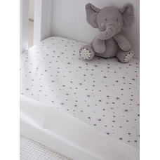 Mothercare Jersey Fitted Cot Bed Sheets