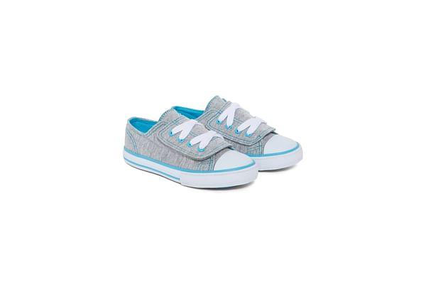 Mock Lace Canvas Shoes