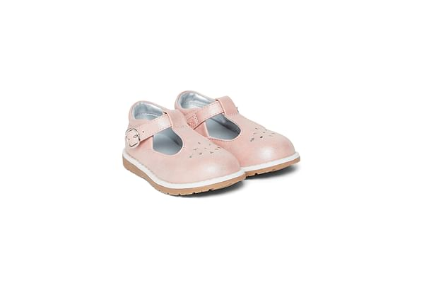 First Walkers Pink T-Bar Shoes