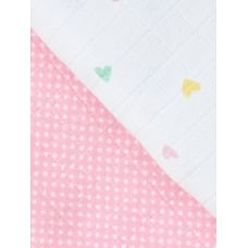 Mothercare Confetti Party Xl Muslin Blankets