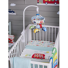 Mothercare On The Road Fitted Cot Bed Sheets