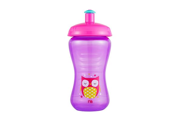 Mothercare Free Flow Sports Bottle - Pink