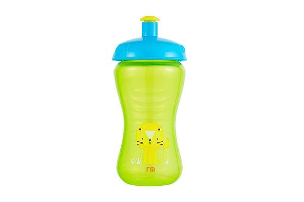Mothercare Free Flow Sports Bottle - Blue
