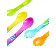 Mothercare Flexi Tip Spoons - 5 Pack