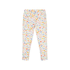 Floral Jersey Harem Trousers