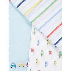 Mothercare On The Road Baby Muslins