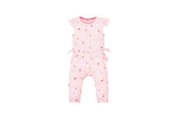 Pink Fruity Jumpsuit