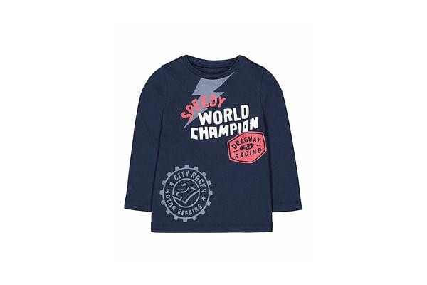 Navy Speedy Champion T-Shirt