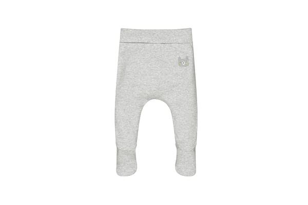 Unisex Leggings Novelty Bear - Grey