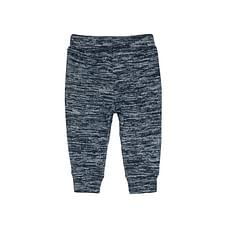 Blue Marl Bow Joggers
