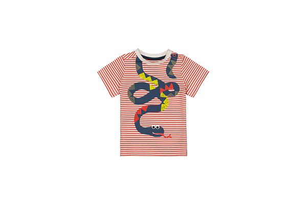 Stripe Snake T-Shirt