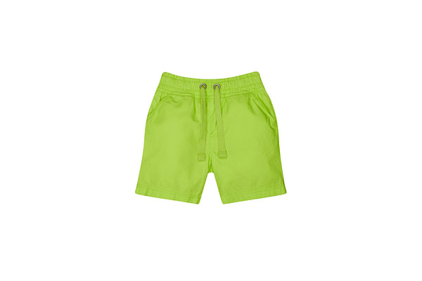 Boys Shorts - Green