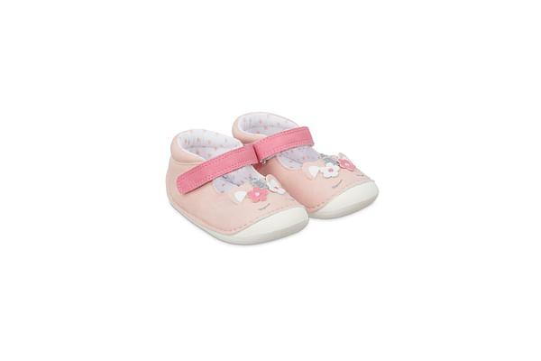 Girls Glitter Unicorn Shoes - Pink