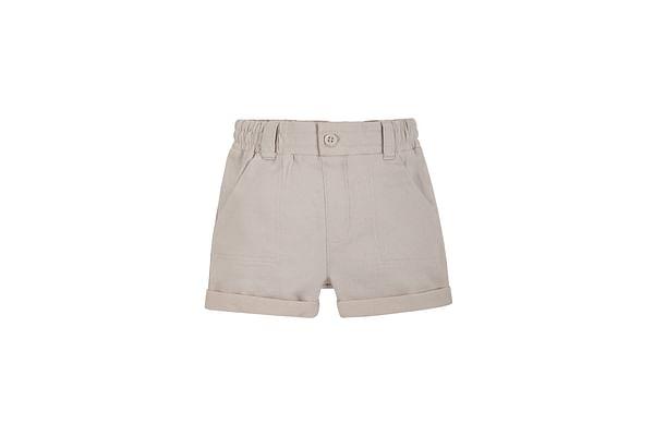 Boys Shorts - Beige