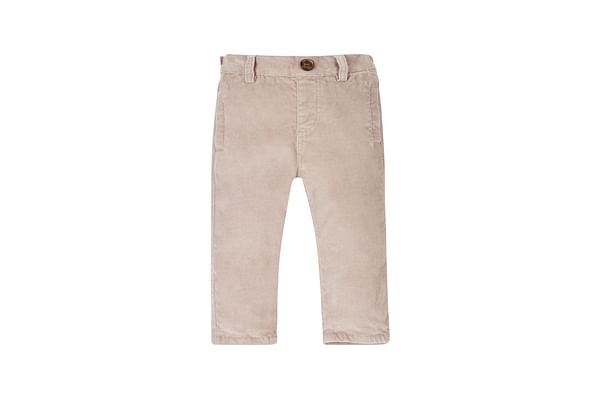 Girls Cord Trousers  - Pink