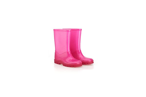 Girls  Wellies - Pink