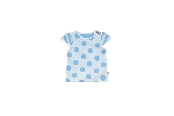 Girls Spot T-Shirt - Blue