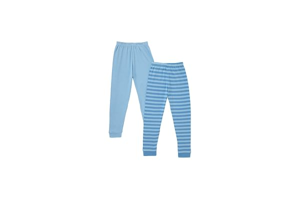 Boys Thermals - Pack Of 2 - Multicolor