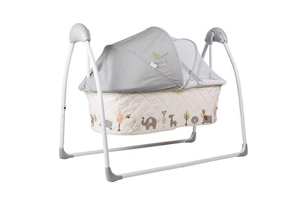R For Rabbit Lullabies Baby Cradles & Swings Cream