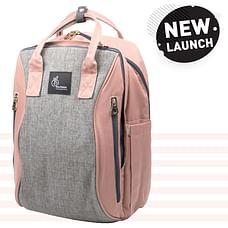 R For Rabbit Caramello Sportz Diaper Bags Pink