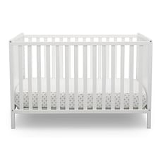 Delta Children Heartland Cl 4in1 Crib White
