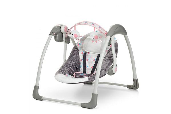 Mastela Deluxe Portable Swing 6504 Pink
