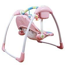 Mastela Deluxe Portable Swing 6519 Pink